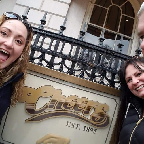 Have lunch at Cheers - Bucket List Ideas