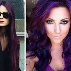 Dye my hair purple - Bucket List Ideas