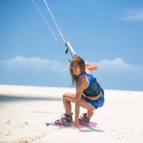 ⚜️Go  Kite landboarding - Bucket List Ideas