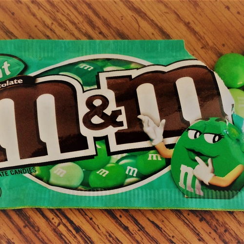 Try 10 different M&M flavors - Bucket List Ideas