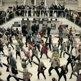 Be Part of a Flash Mob - Bucket List Ideas