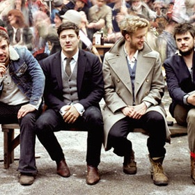Attend a Mumford and Sons Concert - Bucket List Ideas
