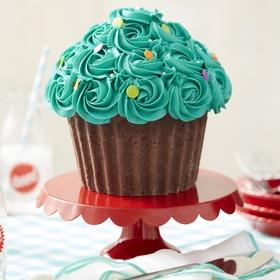 Bake a Giant Cupcake - Bucket List Ideas