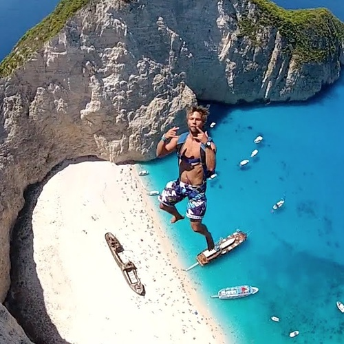 Base jump - Bucket List Ideas