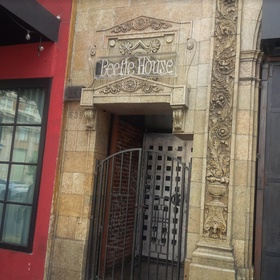 Eat at The Beetle House in NYC or LA, Tim Burton inspired restaurant - Bucket List Ideas