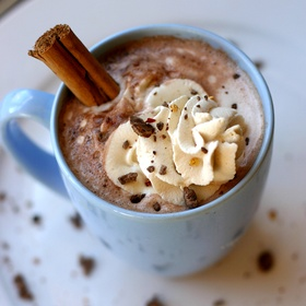 Drink Mexican Hot Chocolate - Bucket List Ideas