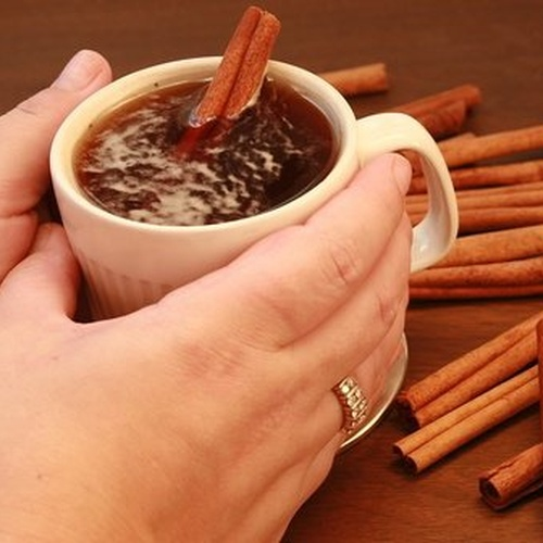 Cinnamon tea drinking for a month - Bucket List Ideas