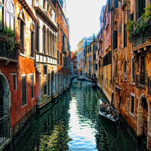 Go to venice - Bucket List Ideas