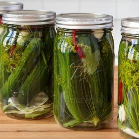 Pickle or ferment something - Bucket List Ideas