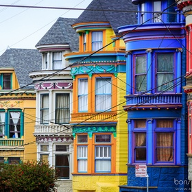 Visit Haight-Ashbury in San Francisco - Bucket List Ideas