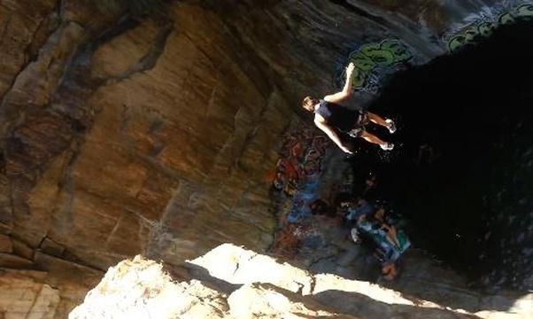 Cliff Jumping - Bucket List Ideas