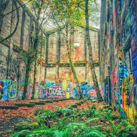 Visit the Abandoned Mill in Oregon - Bucket List Ideas
