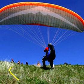 Paraglide - Bucket List Ideas