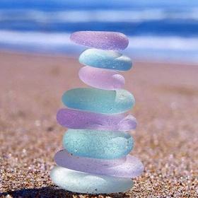 Find sea glass - Bucket List Ideas