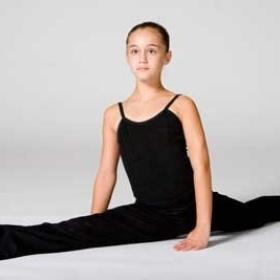 Learn to do the splits - Bucket List Ideas