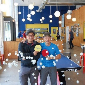 Have a drink an play ping pong at Pips & Bounce ~Portland,OR - Bucket List Ideas