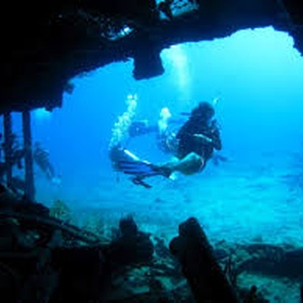 Go scuba diving - Bucket List Ideas