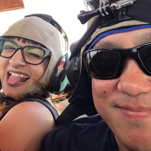 Fly in a bi-plane - Bucket List Ideas