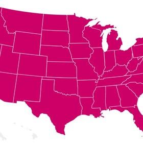 Visit all 50 states (48/50) - Bucket List Ideas