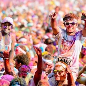 Do a colour run! - Bucket List Ideas