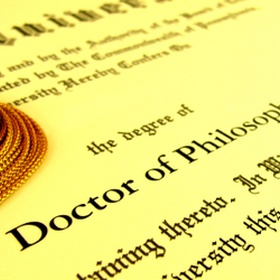 Get a Ph.D in my Profession - Bucket List Ideas