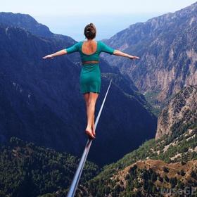 Overcome my fear of heights - Bucket List Ideas