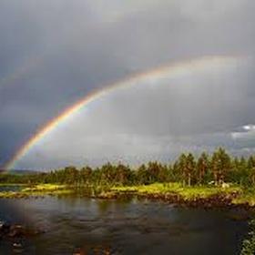 Find the end of a rainbow - Bucket List Ideas