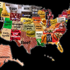 Collect  A Cookbook From Each State I Have Ever Visited - Bucket List Ideas