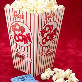 Sneak into a movie without paying - Bucket List Ideas