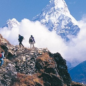 HIke through the Andes - Bucket List Ideas