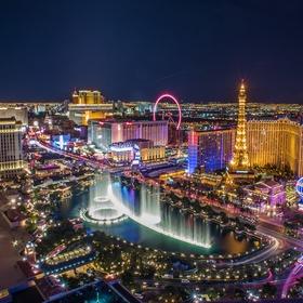 Have an all-nighter in Las Vegas - Bucket List Ideas