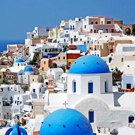 Travel to Santorini, Greece - Bucket List Ideas