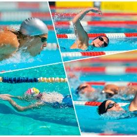Swim 200/400m individual medley - Bucket List Ideas