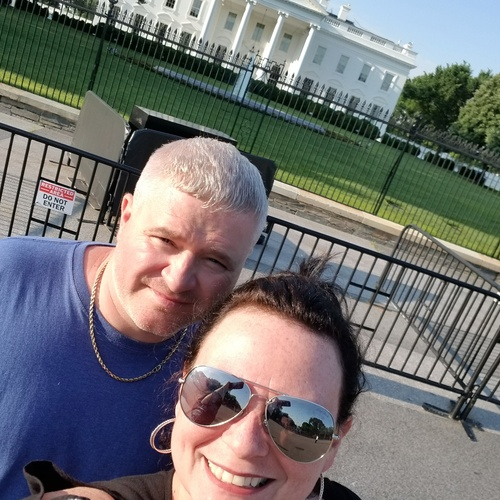 See the white house - Bucket List Ideas