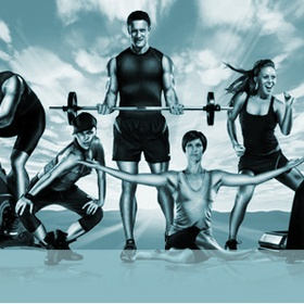 Create my own fitness gym - Bucket List Ideas