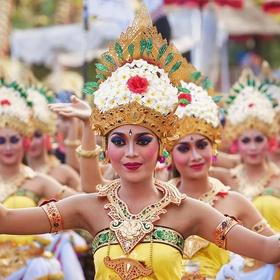 Go to the The Legendary 40th Bali Arts Festival: Fire, the Spirit of Creation - Bucket List Ideas