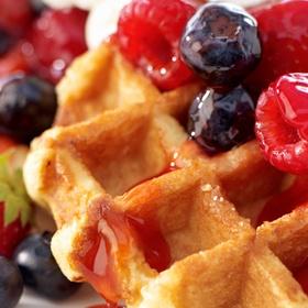 Eat belgian waffles in belgium - Bucket List Ideas