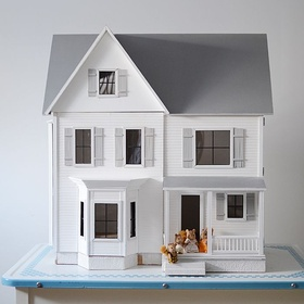 Build a Doll House - Bucket List Ideas
