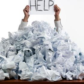 Cut the Clutter - Bucket List Ideas