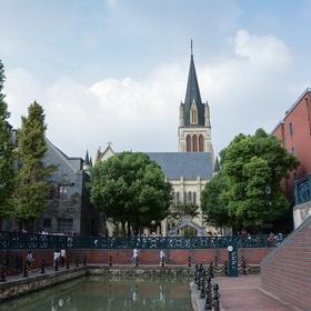 Wandel door Thames Town - Bucket List Ideas
