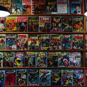 Buy a Comic Book from a Comic Book Store - Bucket List Ideas