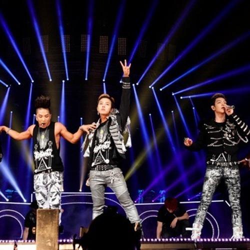Go to Big Bang's concert - Bucket List Ideas