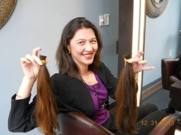 Donate my hair to locks of love - Bucket List Ideas