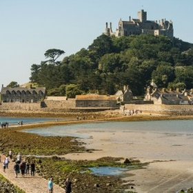 Walk out to St. Michael's Mount - Bucket List Ideas