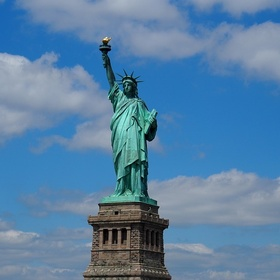 Climb up the Statue of Liberty - Bucket List Ideas