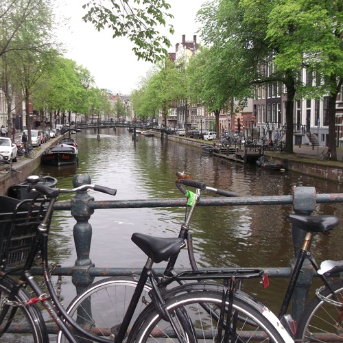Visit Amsterdam - Bucket List Ideas