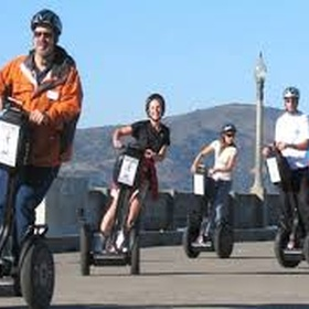 Go on a Segway - Bucket List Ideas
