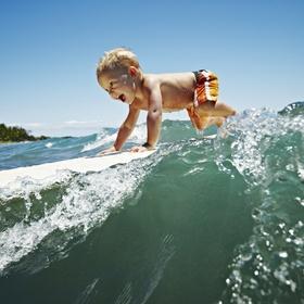 Learn surfing! - Bucket List Ideas