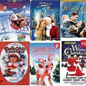Christmas - Watch Christmas Movies - Bucket List Ideas
