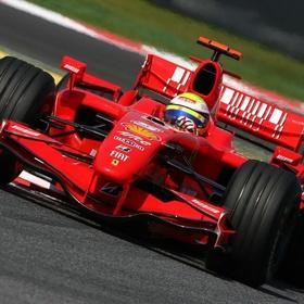 Ride in a Formula 1 car - Bucket List Ideas